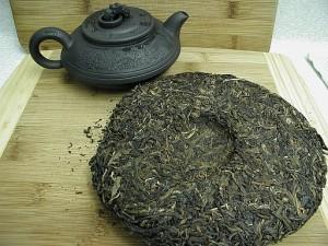 Herbata prasowana