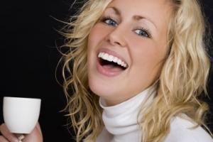 Herbata a zęby