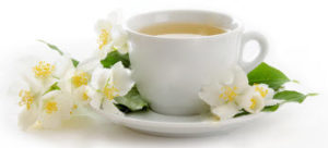 Biała herbata jaśminowa