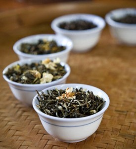 Herbata jaśminowa - czarki